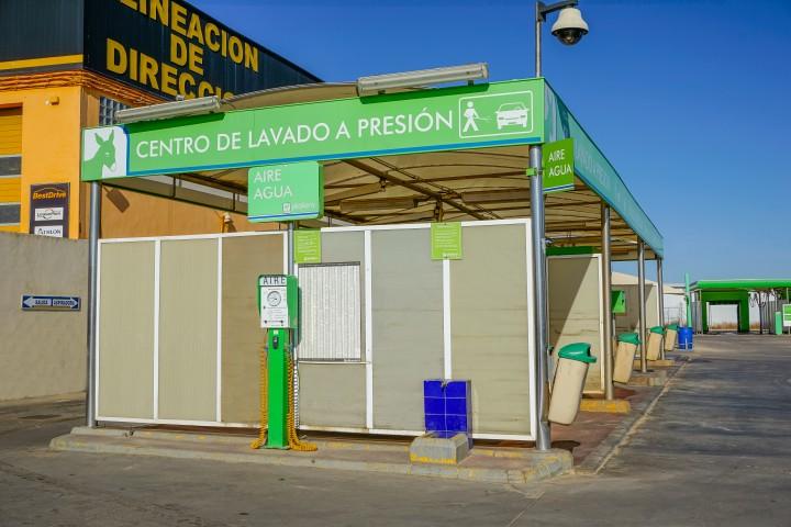 Centro de lavado ES Platero 2